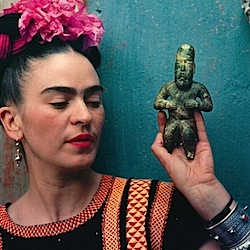Inside the New York Botanical Garden's Frida Kahlo Exhibit