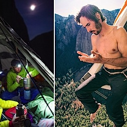 Five Minutes with Rock Climber Kevin Jorgeson